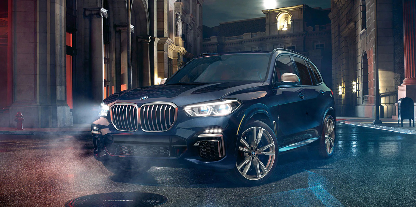 2021 BMW X Models Appearance Main Img