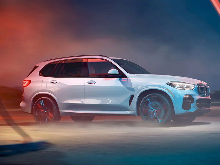 2021 BMW X Models X5 sDrive40i safety