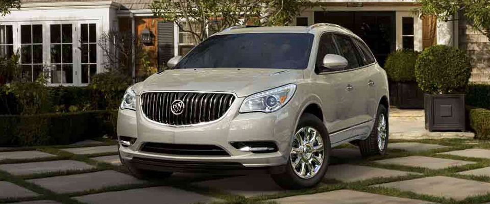 2015 Buick Enclave Main Img