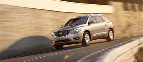 2015 Buick Enclave performance