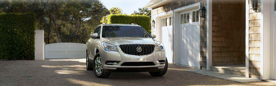 2015 Buick Enclave Safety Main Img