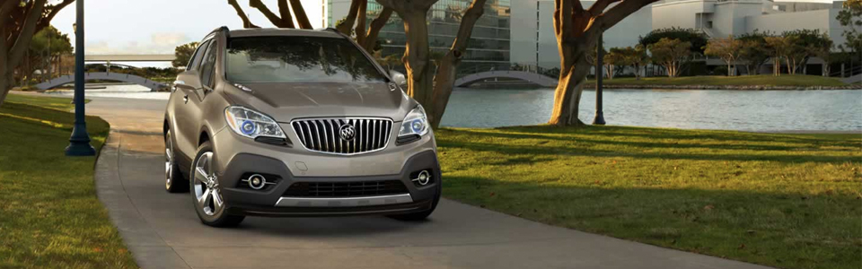 2015 Buick Encore Safety Main Img
