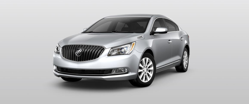 2015 Buick LaCrosse Appearance Main Img