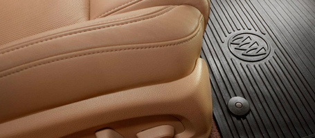 EIGHT-WAY POWER-ADJUSTABLE FRONT-PASSENGER SEAT