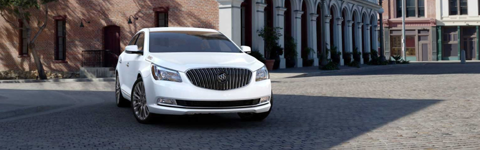 2015 Buick LaCrosse Safety Main Img