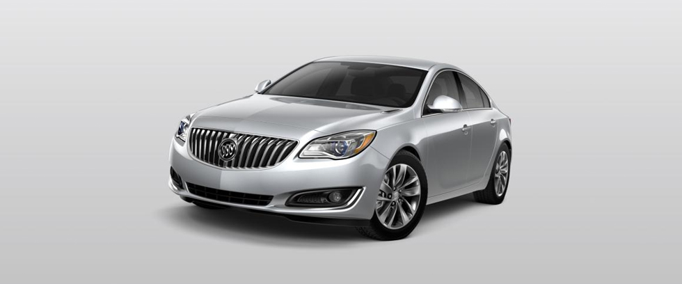2015 Buick Regal Appearance Main Img