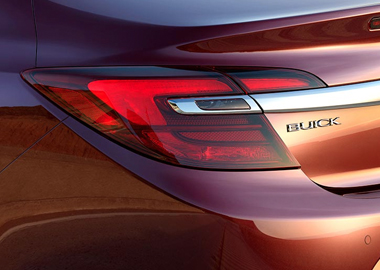 2015 Buick Regal appearance