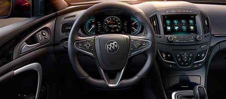 2015 Buick Regal comfort