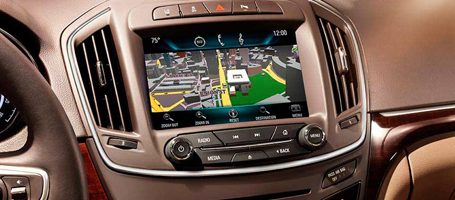 BUICK INTELLINK WITH OPTIONAL NAVIGATION