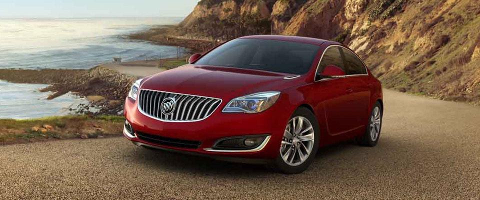 2015 Buick Regal Main Img