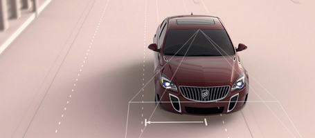2015 Buick Regal safety