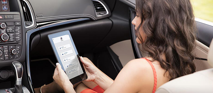 OnStar 4G LTE With Wi-Fi Hotspot