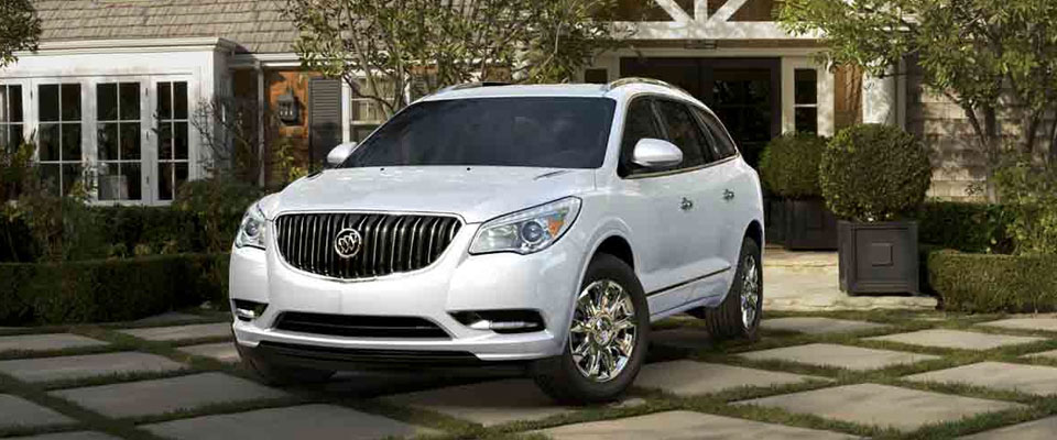 2016 Buick Enclave Main Img