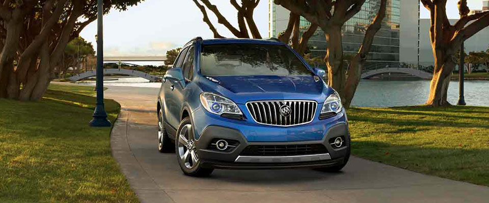 2016 Buick Encore Appearance Main Img