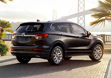 2016 Buick Envision appearance