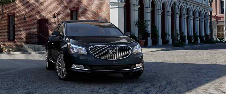 2016 Buick Lacrosse Appearance Main Img
