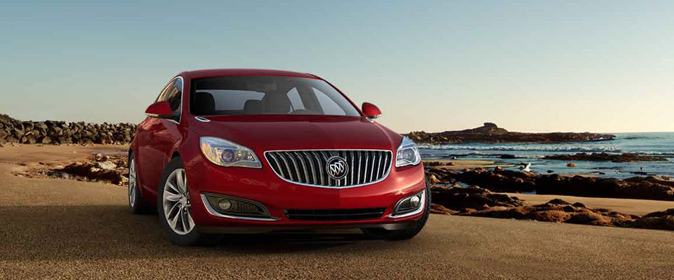 2016 Buick Regal Appearance Main Img