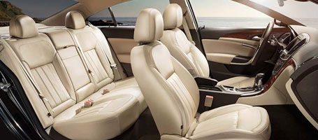 2016 Buick Regal comfort