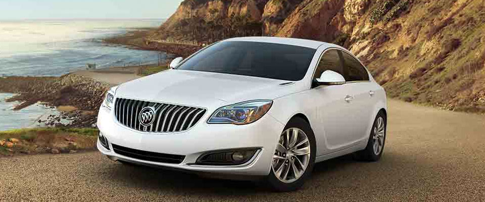 2016 Buick Regal Main Img
