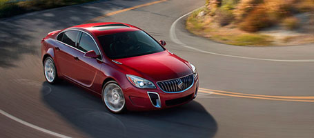 2016 Buick Regal performance