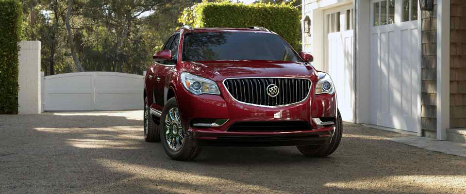 2017 Buick Enclave Appearance Main Img