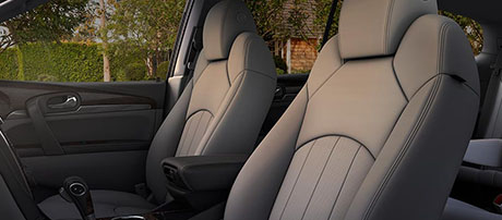 Available Heated And Cooled Front Seats