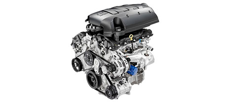 3.6L V6 VVT With Direct Injection