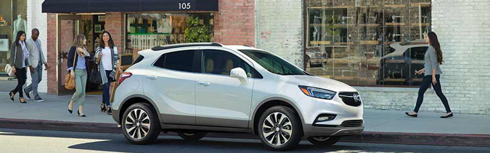 2017 Buick Encore Safety Main Img
