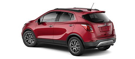 2017 Buick Encore safety