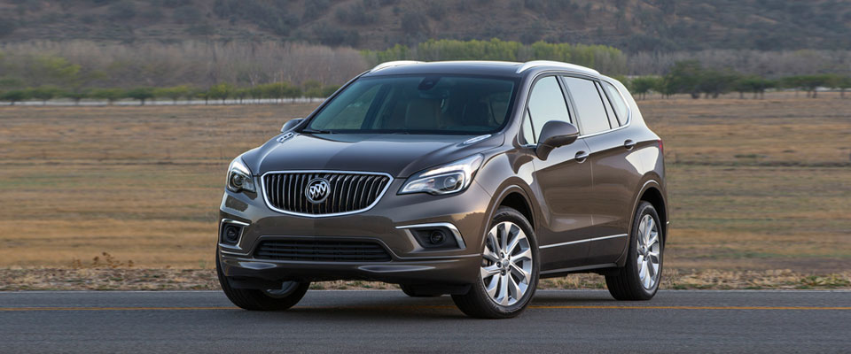 2017 Buick Envision Appearance Main Img