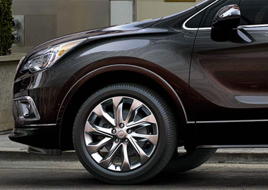 2017 Buick Envision appearance