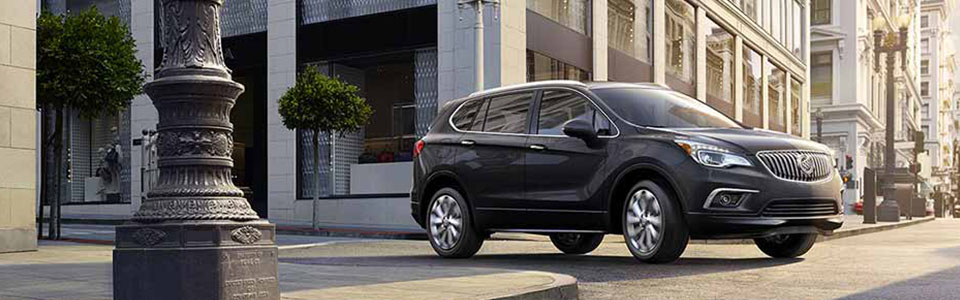 2017 Buick Envision Safety Main Img