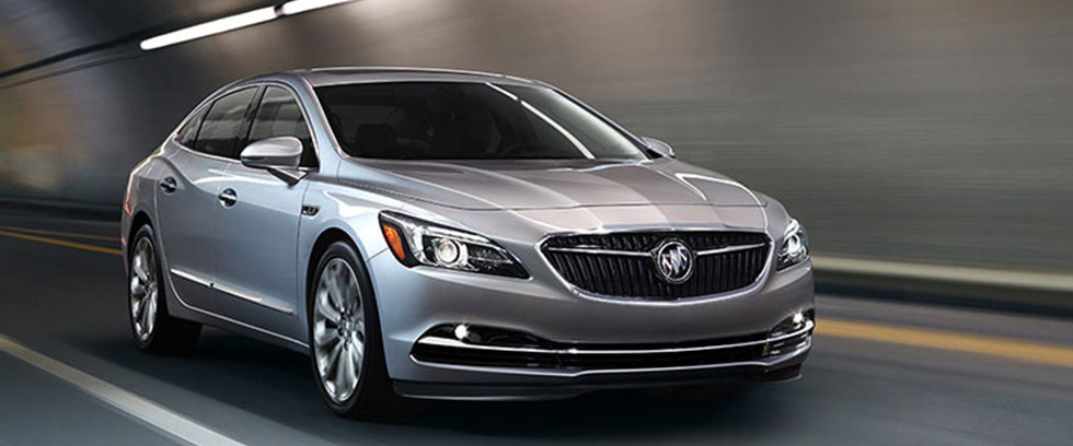 2017 Buick Lacrosse Appearance Main Img