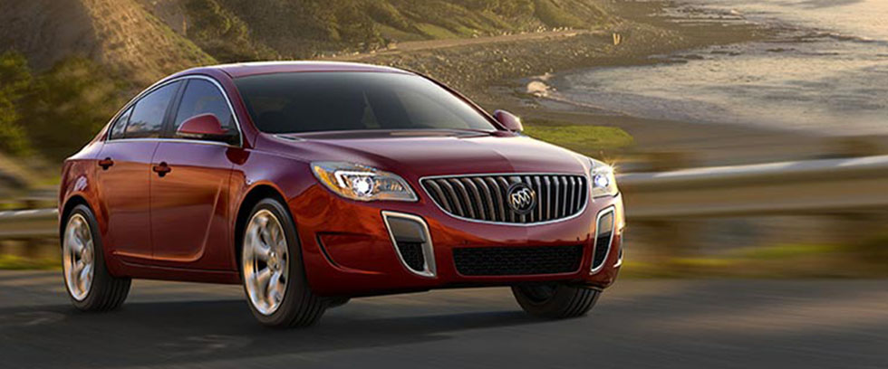 2017 Buick Regal Appearance Main Img