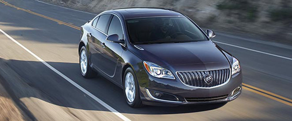 2017 Buick Regal Main Img