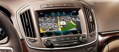 Buick Intellilink With Optional Navigation
