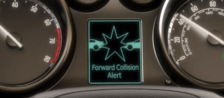 Forward Collision Alert