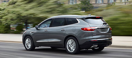 2018 Buick Enclave performance