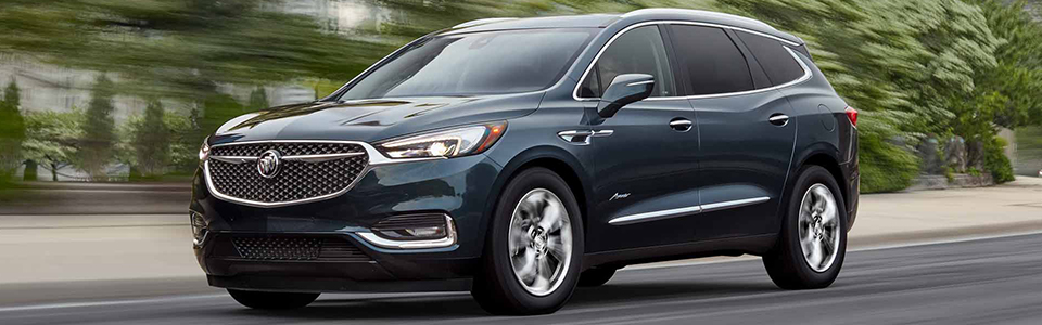 2018 Buick Enclave Safety Main Img