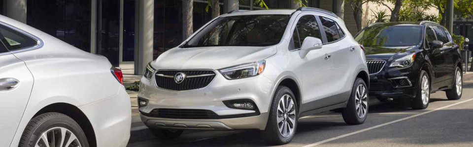 2018 Buick Encore Safety Main Img