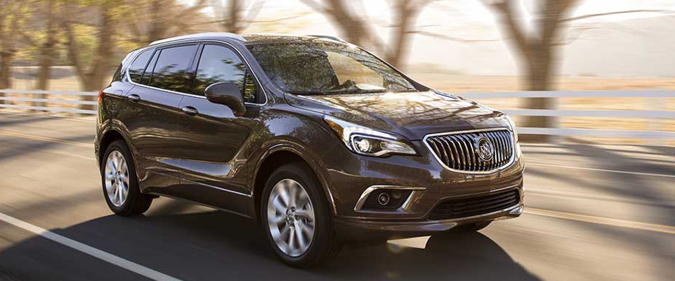 2018 Buick Envision Appearance Main Img