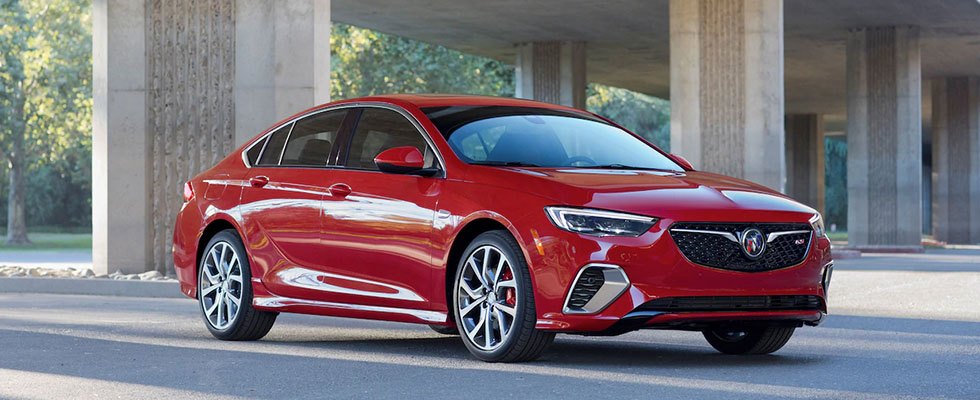 2018 Buick Regal GS Appearance Main Img