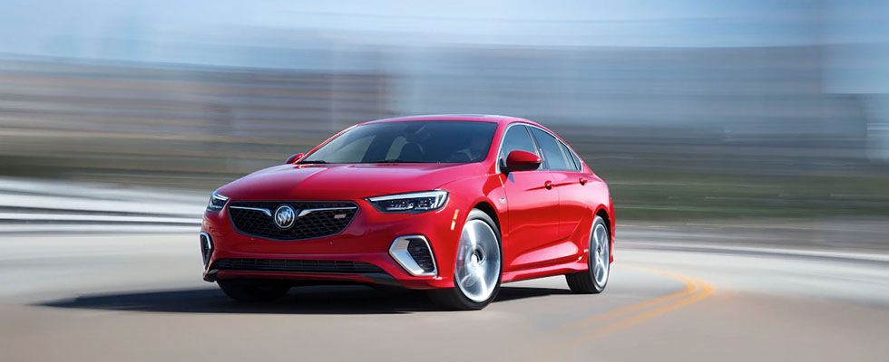 2018 Buick Regal GS Main Img