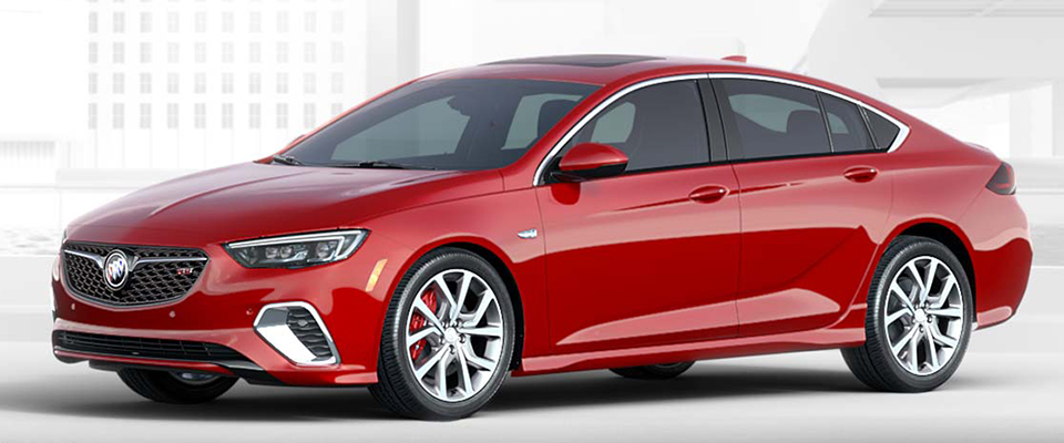 2018 Buick Regal Sportback Main Img