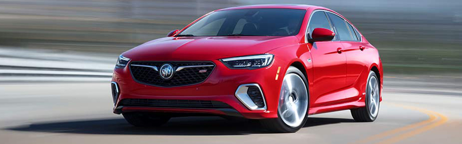 2018 Buick Regal Sportback Safety Main Img