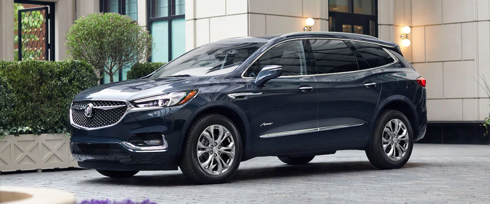 2019 Buick Enclave Appearance Main Img