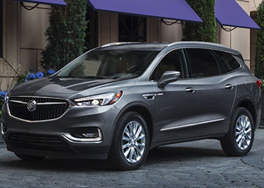 2019 Buick Enclave appearance