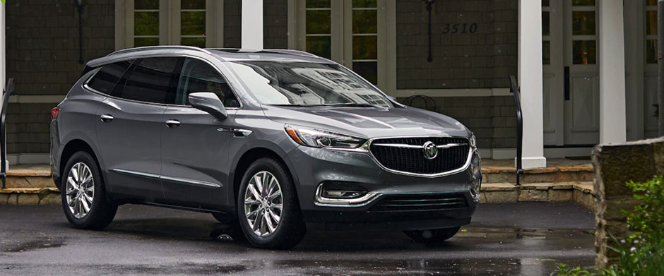 2019 Buick Enclave Main Img