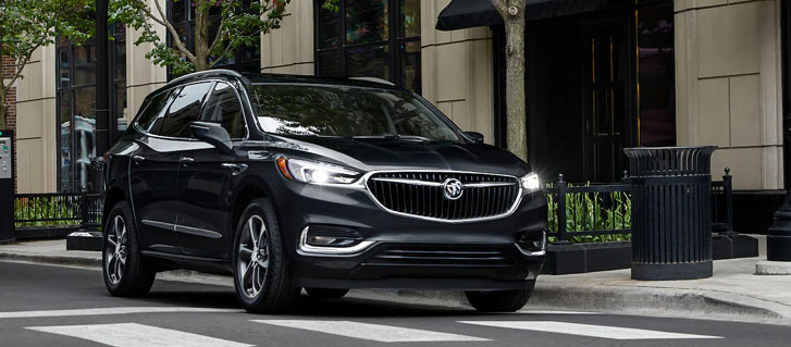 2019 Buick Enclave performance