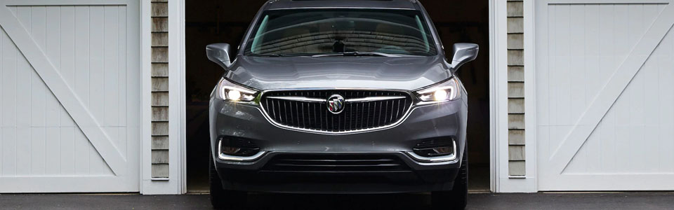 2019 Buick Enclave Safety Main Img